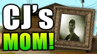 GTA Retro: CJ's MOM IS NOT IN GTA 5! - LEONORA JOHNSON MURDER MYSTERY! (GTA)