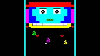 Arcade Game: Monkey Magic (1979 Nintendo)