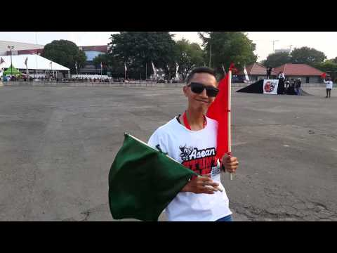 Asean Stunt Day 2 , 2015 by dennyz6661 Kemayoran