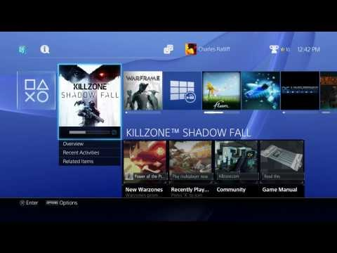 PlayStation 4   Unboxing and Setup