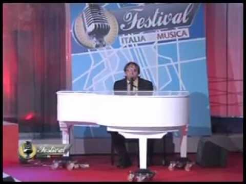 Bruno Maccarri 'l'ultima lettera' al Festival Italia in Musica