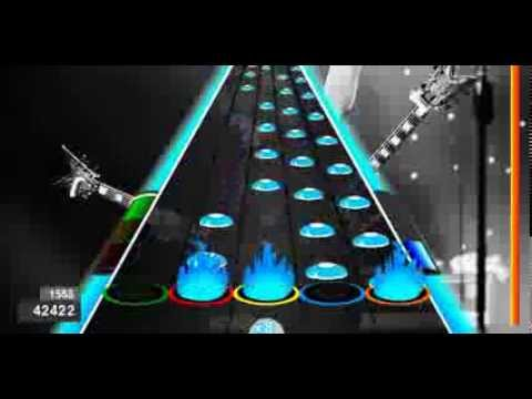No Boundaries Michael Angelo Batio 100 FC Expert Guitar Flash