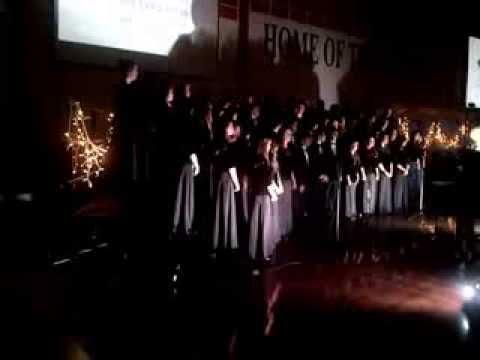Erin - Bishop Carroll High School Christmas Concert 2013 - 1 - 01/04/2014