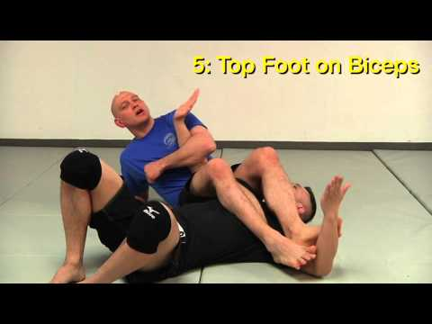 10 Ways to Finish the Armbar