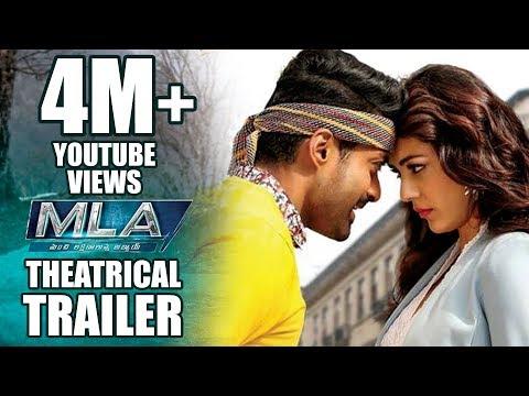 MLA Theatrical Trailer | Nandamuri Kalyan Ram | Kajal Aggarwal | Upendra Madhav thumbnail