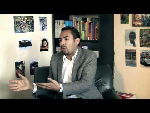 Entrevista sobre la situación carcelaria en Colombia