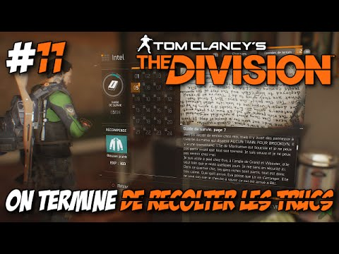 The Division - Let's Play FR #11 : On termine de récolter les trucs thumbnail