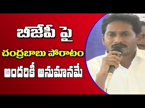 YS Jagan Lashes Out At Chandrababu and Modi On AP Special Status | No-Confidence Motion | iNews