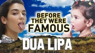 Download Lagu DUA LIPA - Before They Were Famous - BIOGRAPHY - Be The One Gratis STAFABAND