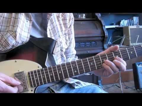 Marquee Moon - Television - Guitar Tutorial