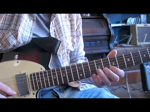 Marquee Moon - Television - Guitar Tutorial