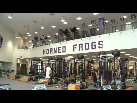 Step Inside TCU Athletics with Hahnfeld Hoffer Stanford