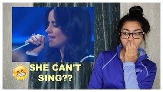 Download Lagu Reaction to CAMILA CABELLO Gratis STAFABAND
