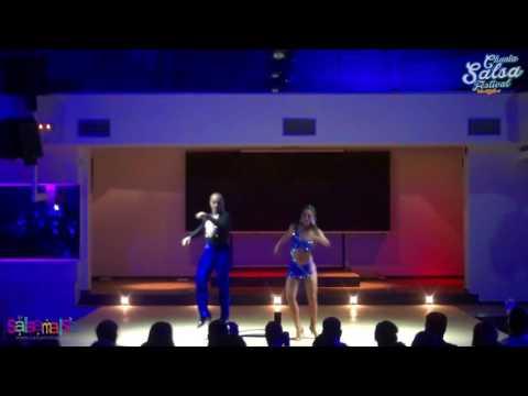 George & Emma Show | 2.Chania Salsa Festival