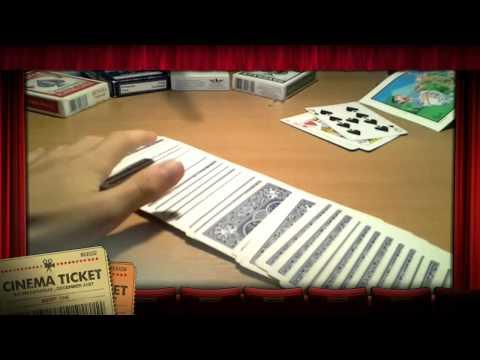 tour de magie (pro) la carte fantôme +explication