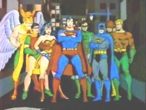 ⭐⭐ SUPER POWERS ⭐⭐ : desenhos dos Superamigos (1984/1985)