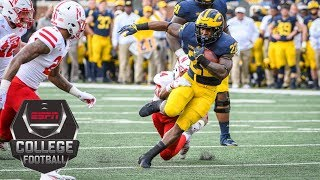 College Football Highlights: Michigan blows out Nebraska in Big Ten opener | ESPN