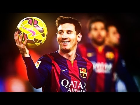 Lionel Messi - Ghosts | 2015 HD