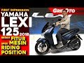 Yamaha Lexi 125 2018 l First Impression Review l GridOto MP3