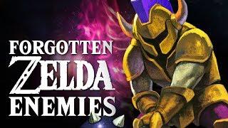 Forgotten Zelda Enemies - Zeltik