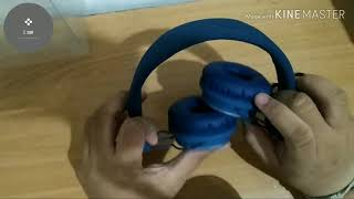 Unboxing & Review Headphone Bluetooth 150rban saja