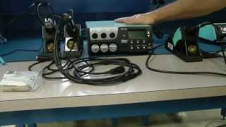 Introduction to Weller Soldering Stations
