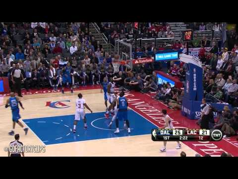 2014.04.03 - Jose Calderon & Vince Carter Full Combined Highlights at Clippers