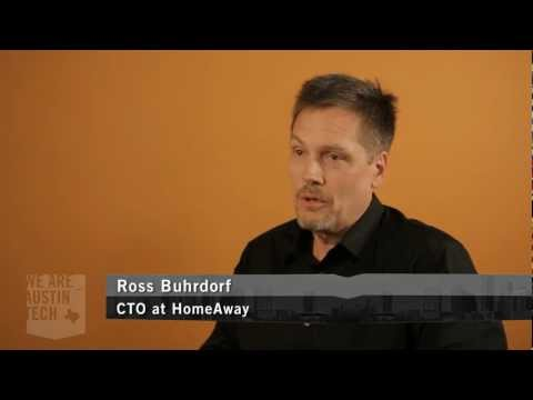 Ross Buhrdorf, CTO of HomeAway