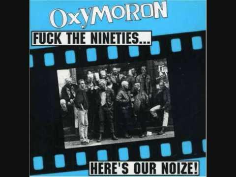 Oxymoron - Dead End Generation
