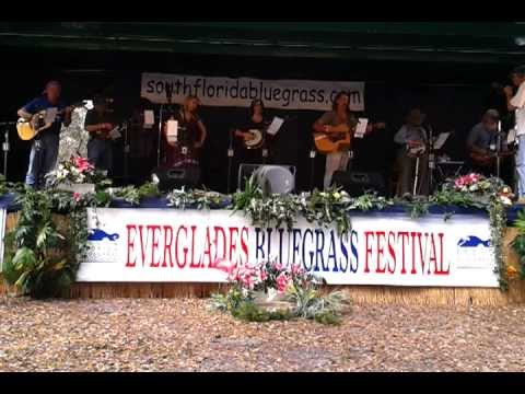 Corn Country at The South Florida Bluegrass Everglades Festival 2013