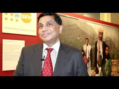 Mr Ramu Damodaran - Deputy Director of the United Department of Public Information
