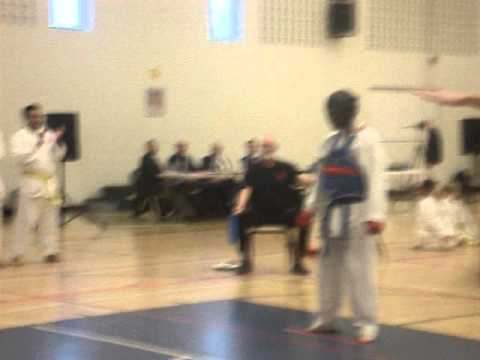 Chito ryu karate tournament 2010 Image 1