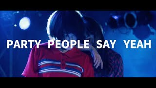 MIC RAW RUGA(laboratory) – PARTY PEOPLE SAY YEAH(Live 181126)画像