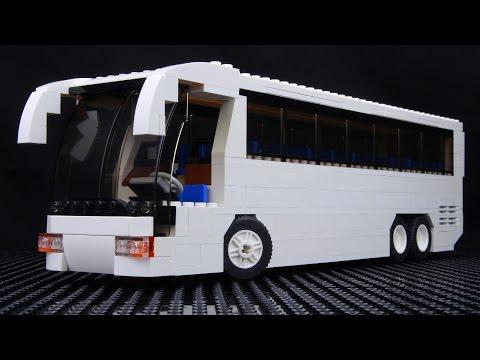 Lego Coach Bus MOC