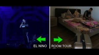 AM PLECAT LA MAREEEE ! ( ROOM TOUR & EL NINO )