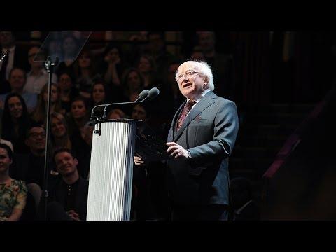 President Michael D Higgins Speech | Ceiliúradh
