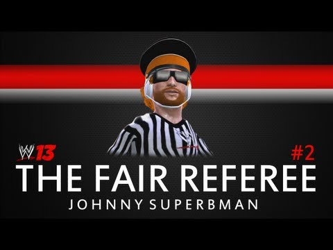 WWE 13: The Fair Referee ep. 2