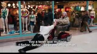 Trailer Subtitulado al espanol Heroe de Centro Comercial (Paul Blart : Mall Cop)
