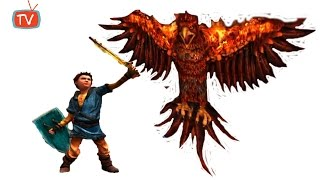 BEAST QUEST GAME | THE EPOS FINAL BATTLE WITH THE FIRE EAGLE !