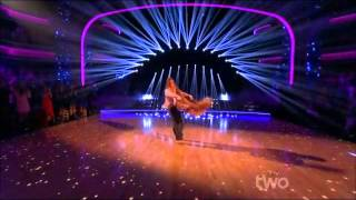 Kellie Pickler & Derek Hough - Freestyle Encore