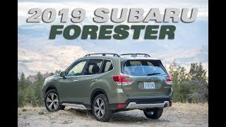 Keri Checks out the 2019 Subaru Forester!