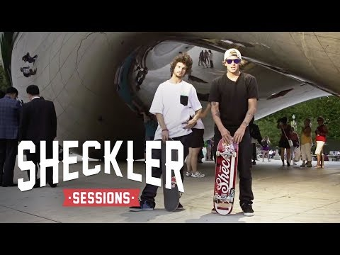 Sheckler Sessions - Windy City Skating and Jetpacks - Episode 7