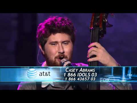 Casey Abrams - Have You Ever Seen the Rain? - American Idol Top 9 - 04/06/11