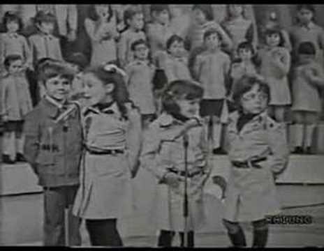 Cocco e Drilli - 16° Zecchino d'oro 1974