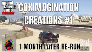 GTA Online | Coximagination Creations again (1 month later re-run)