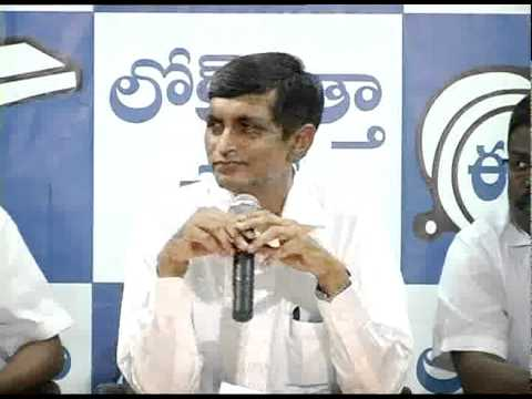 Lok Satta Jayaprakash Narayan reply to YS Jagan open letter in Sakshi final part