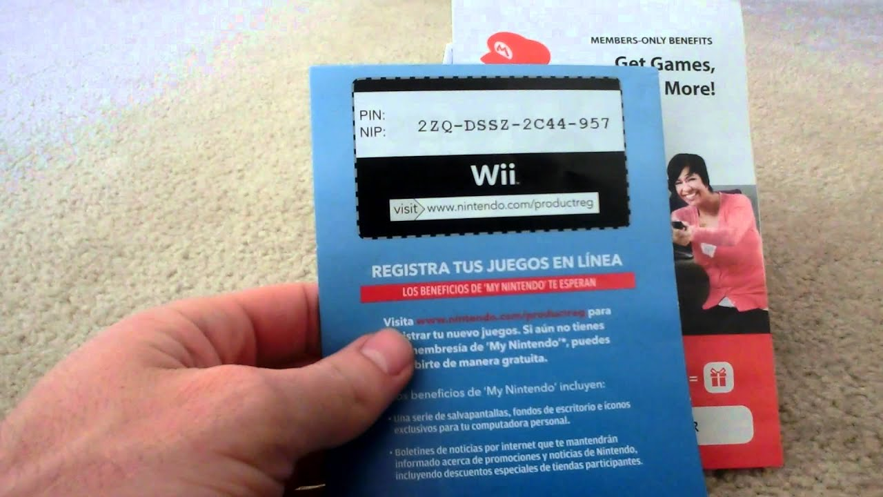 How To Get Free Club Nintendo Points Youtube