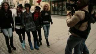 Blaxy Girls   Save the world   Photo making the video
