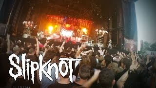 GoPro Slipknot - Fortarock 2015 in 4K