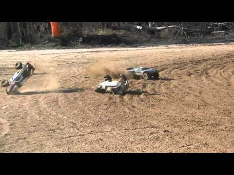 RC Extreme CRASH MANIA